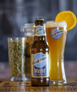 Blue Moon Belgian (Belgian White)  Bot. 33 cl