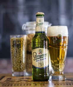 Staropramen No Alcohol Bot. 33 cl